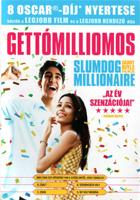 Gettó milliomos DVD
