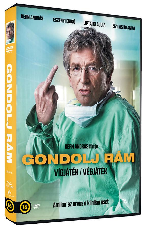 Gondolj r�m DVD