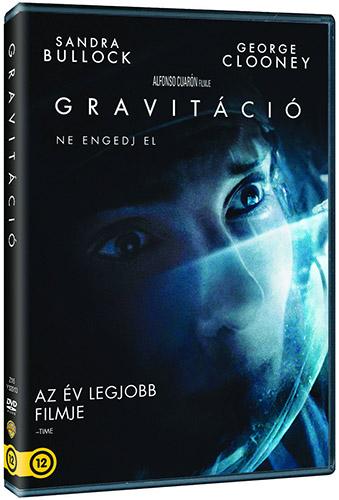 Gravitáció DVD