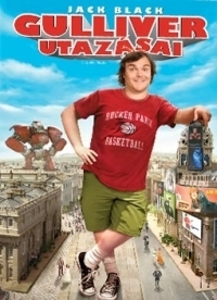 Gulliver utazásai DVD