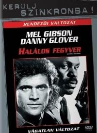 Halálos fegyver DVD