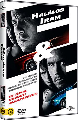 Hal�los iram (4. r�sz) DVD