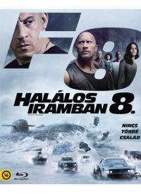 Halálos iramban 8. Blu-ray