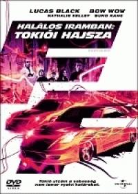 Halálos iramban: Tokiói hajsza DVD