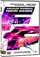 Hal�los iramban: Toki�i hajsza (3. r�sz) DVD