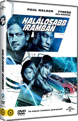 Hal�losabb iramban (2. r�sz) DVD