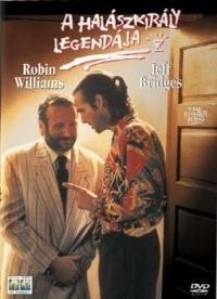 Halászkirály legendája DVD