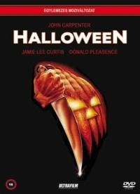 Halloween - A rémület éjszakája DVD