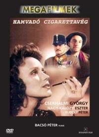 Hamvadó cigarettavég DVD