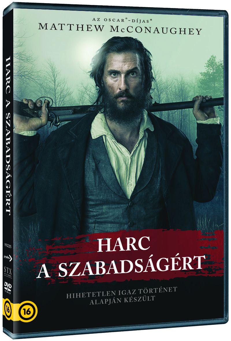 Harc a szabadságért DVD