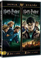 Harry Potter �s a Hal�l Erekly�i, 1. r�sz DVD