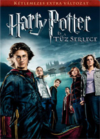 Harry Potter �s a T�z Serlege DVD