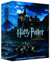 Harry Potter �s a T�z Serlege DVD