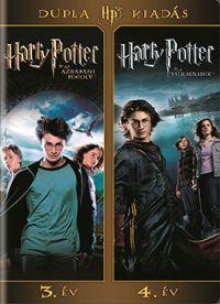 Harry Potter és a Tűz Serlege DVD