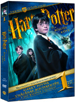 Harry Potter �s a b�lcsek k�ve DVD