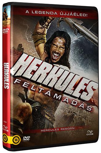 Herkules: Felt�mad�s DVD
