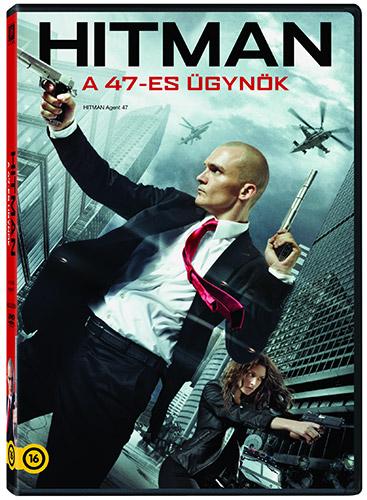 Hitman: A 47-es �gyn�k DVD