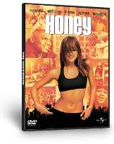 Honey DVD