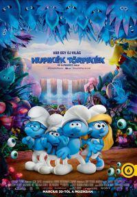 Hupikék törpikék: Az elveszett falu DVD