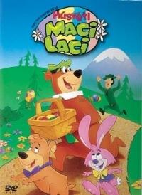 Húsvéti Maci-laci DVD