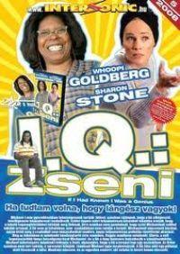 I.Q.: Zseni DVD