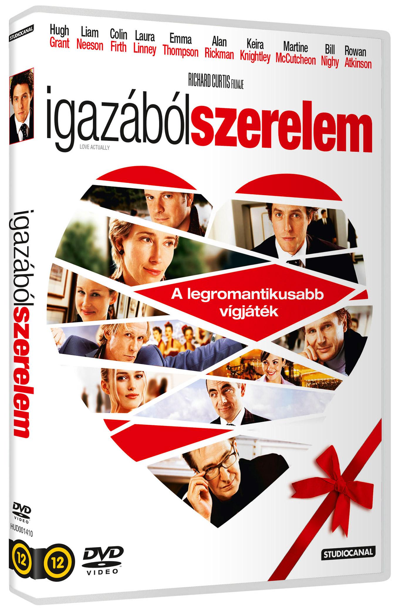 Igazából szerelem DVD