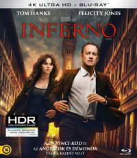 Inferno Blu-ray + 4K Blu-ray