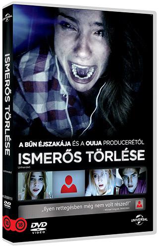 Ismer�s t�rl�se DVD