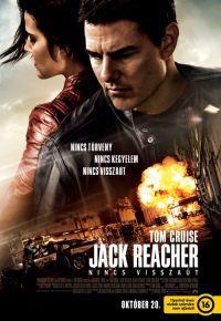 Jack Reacher: Nincs visszaút DVD