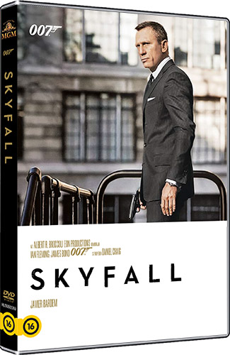 James Bond - Skyfall DVD