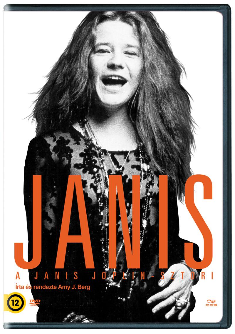 Janis - A Janis Joplin-sztori DVD