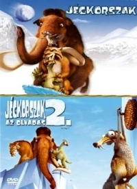 Jégkorszak DVD