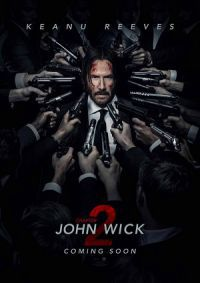 John Wick - 2. felvonás DVD