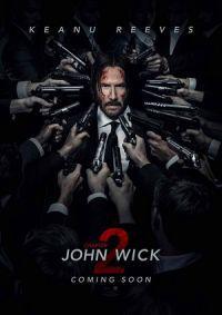 John Wick: Második fejezet DVD