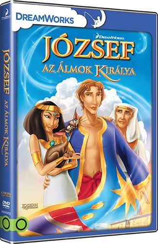 J�zsef, az �lmok kir�lya DVD