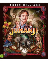 Jumanji (1995) Blu-ray