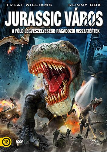 Jurassic v�ros DVD