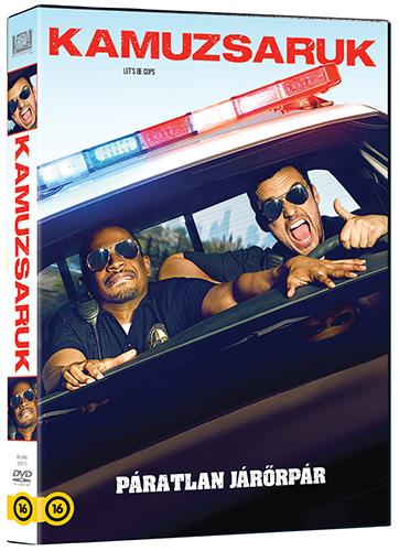 Kamuzsaruk DVD