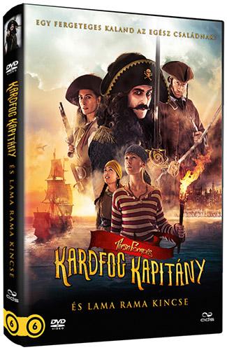 Kardfog kapit�ny �s a Lama Rama kincse DVD