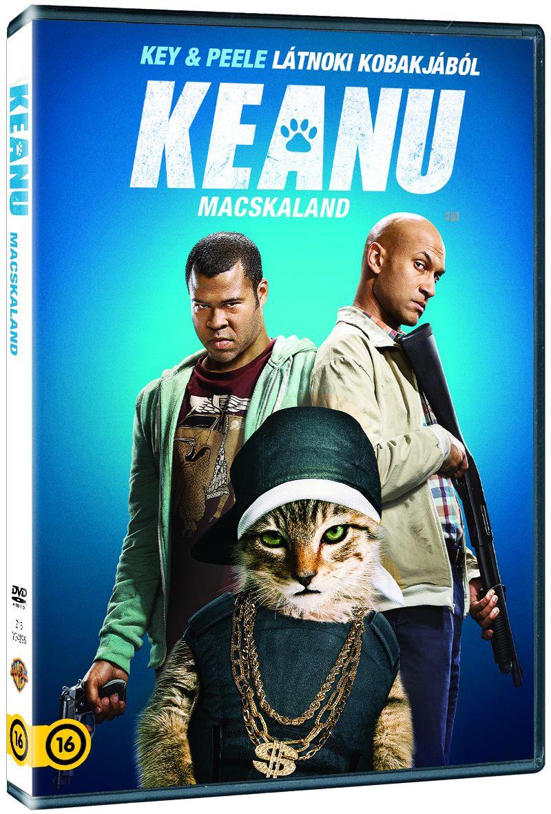 Keanu ? Macskaland DVD