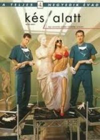 Kés/alatt DVD