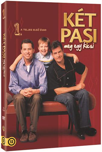 Két pasi - meg egy kicsi DVD