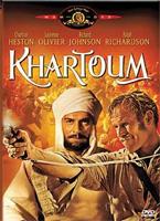 Khartoum - A Nílus városa DVD