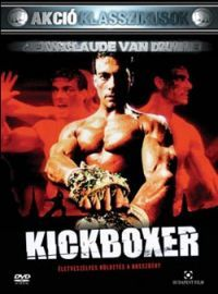 Kick-boxer - Vérbosszú Bangkokban DVD