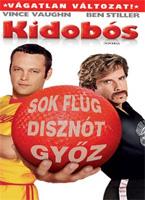 Kidobós - Sok flúg disznót győz DVD