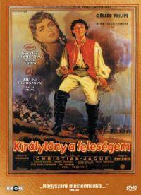 Királylány a feleségem DVD