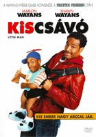 Kiscsávó DVD
