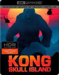 Kong: Koponya-sziget (4K UHD Blu-ray + Blu-ray) Blu-ray