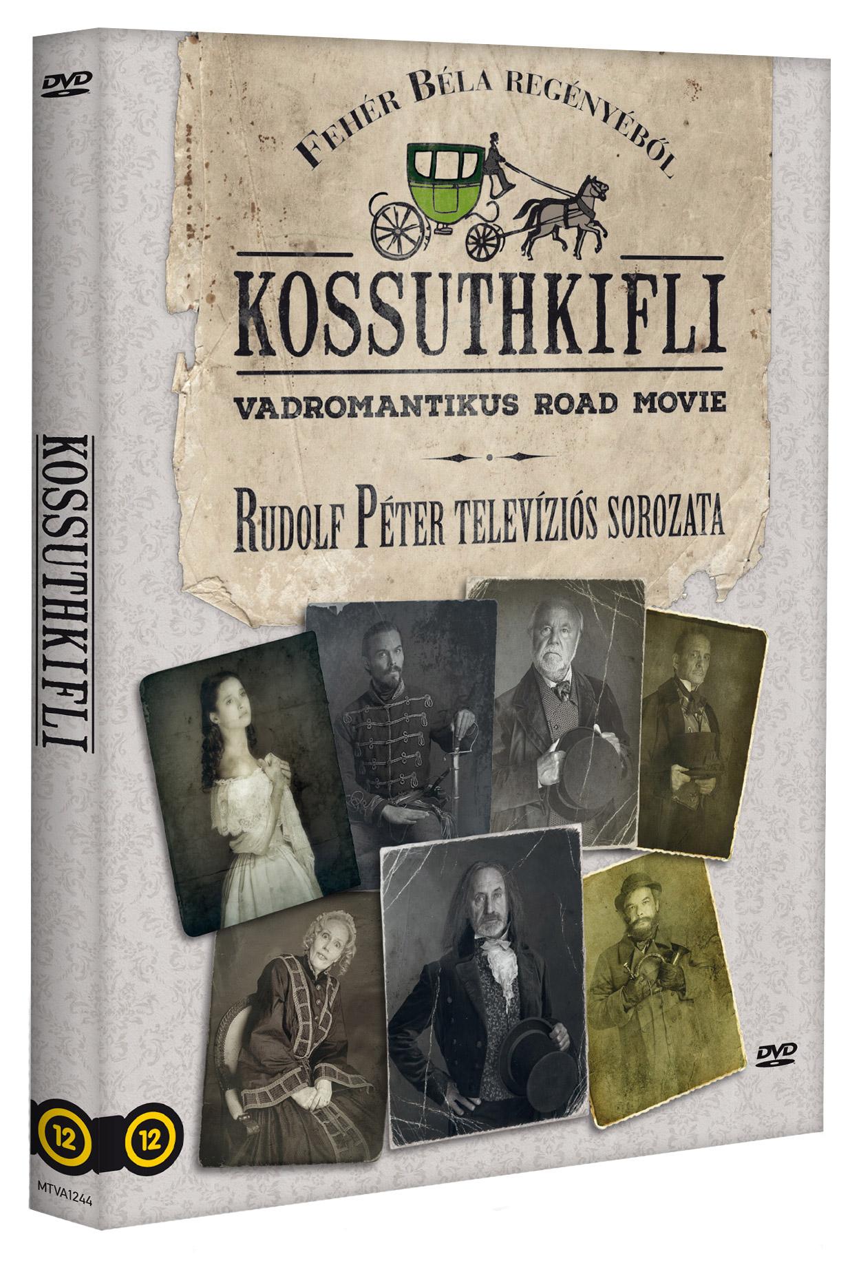 Kossuthkifli: A teljes sorozat (2 DVD) - Digipack kiad�s DVD