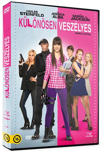 K�l�n�sen vesz�lyes DVD